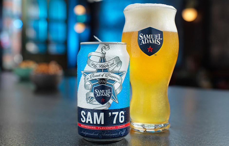 Samuel Adams~Sam /'76 Coasters~Sealed Package of 125