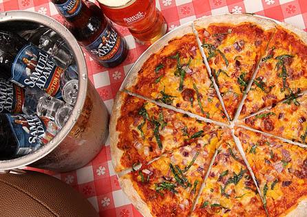 BigGamePizza RecipeDetail