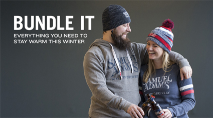 The air may be frigid, but our threads are soft and warm. Shop Now!