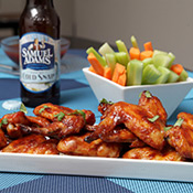 Cold Snap Brined Chicken Wings