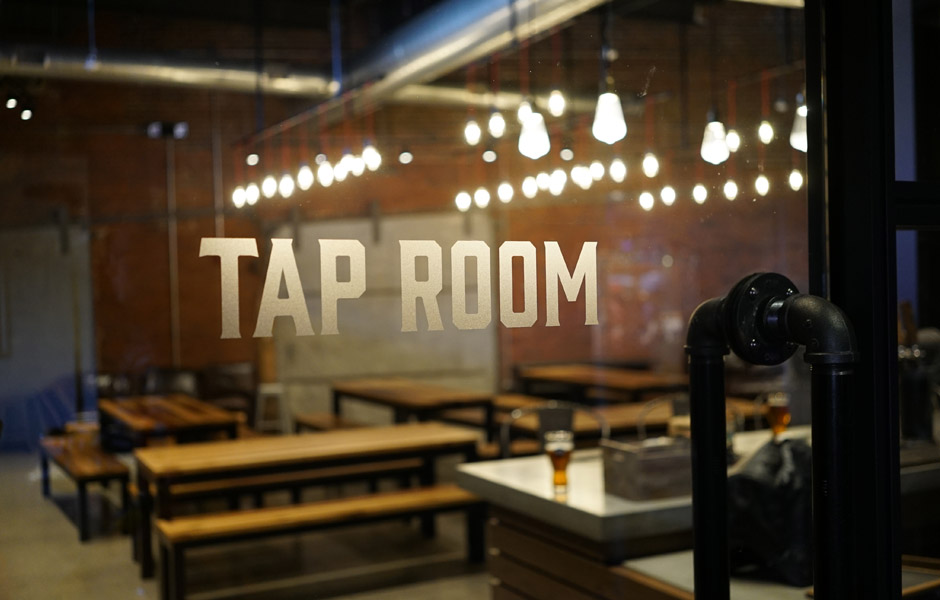 Welcome to the Taproom