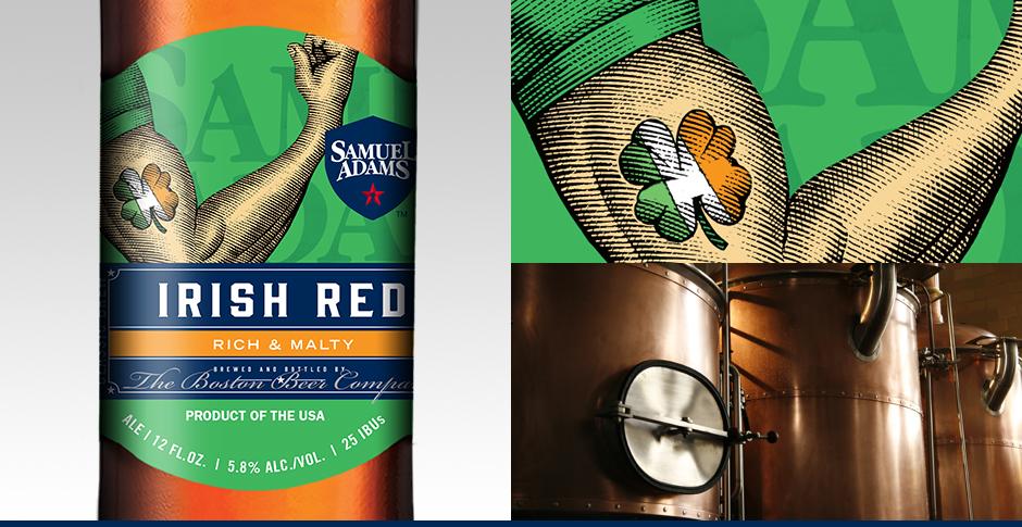IrishRed Detail